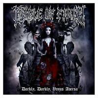 Cradle Of Filth Darkly, Darkly, Venus Aversa CD NEW SEALED 2010 Metal