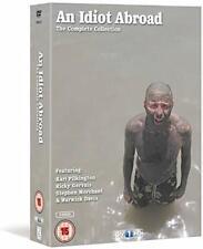 An Idiot Abroad - Series 1-3 [DVD] [2010]