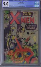 X-Men # 23 Marvel 1966 CGC 9.0 (VERY FINE/NEAR MINT)