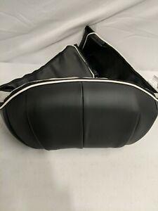 Renpho Shiatsu Neck and Shoulder Back Massager with Heat Black 3D Kneading OPEN