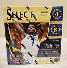 2020-21 NBA Select Basketball Mega Box! Fanatics Online Release IN HAND