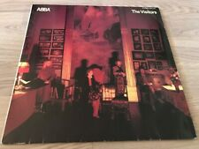 ABBA – the visitors LP 1981 de colección professionally cleaned
