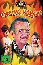 CASINO ROYALE - James Bond 007 - Peter Sellers -  David Niven -  DVD - OVP - NEU