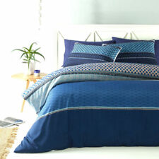 Microfiber Geometric Quilt Covers
