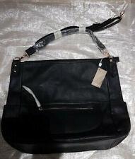 Brand NEW Carpisa Black Shoulder Women's Bag Medium Large