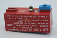 Details about  /Stahl 8903//31-315//050//90 Intrinsic Safety Barrier Used