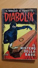 DIABOLIK seconda serie n.23 / 1965  Il mistero della bara  ORIGINALE  Sodip