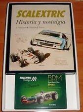 Scalextric 9069 PACK LIBRO HISTORIA Y NOSTALGIA + BRM VINTAGE