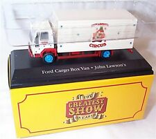 Greatest Show on Earth Ford Cargo Truck Box Van John Lawsons Circus