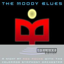 Moody Blues A Night At Red Rocks With The Colorado Symphony Orchestra Deluxe 2CD