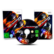 Nintendo Wii Game Need for Speed Hot Pursuit in Original Package with Guide