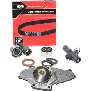 Timing Belt Kit+Hydraulic+Water Pump For Honda Legend KB J35A8 3.5L J37A2 3.7L