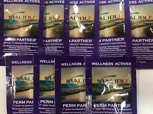 Wellness Actives MALIBU Perm Partner PACK OF 9 (0.17 OZ EACH)