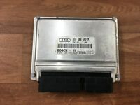 Audi A4 B6 2.4 petrol cabriolet genuine engine ECU control module 8E0 909 552 M