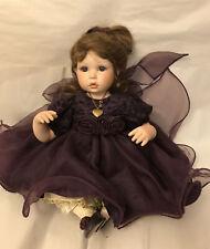 Marie Osmond Amaya Tiny Tot Porcelain Doll 11� Tall