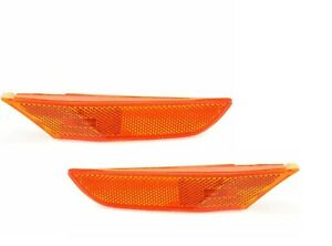 FIT INFINITI G35 SEDAN 2003 2004 2005 2006 SIDE MARKER LIGHTS LAMPS PAIR