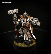 Warhammer 40k Grey Knight Grand Master Voldus Warden of the Librarius Commission