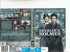 Sherlock Holmes-2009-Robert Downey Jr-Movie-DVD