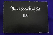 1982-s  U.S.Proof set. Genuine. complete and original as issued by US Mint.