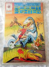 1992 MAGNUS ROBOT FIGHTER #12! 1st appearance of Turok Dinosaur Hunt