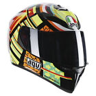 CASCO INTEGRAL AGV K3 K-3 SV SUPERIOR PLK - ELEMENTS - TALLA M/S + PINLOCK