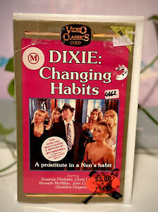Dixie: Changing Habits VHS PAL VIDEO TAPE TESTED RARE OOP
