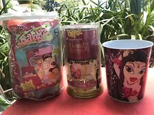 *New* Bratz Sleeping Bag, Trash Can, and Lamp