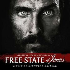 Free State of Jones (Original Motion Picture Score), New Music