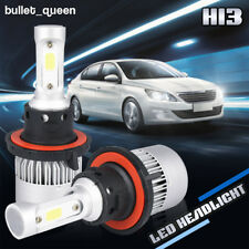 H13 9008 CREE LED Headlight Conversion Kit 1500W 225000LM HI-LO Beam Bulbs 6000K