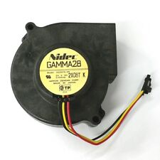 NEW Nidec Gamma28 A33476-68 76mm x 76mm x 30mm* 24V DC Blower Fan