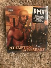 DMX, DJ Lt. Dan/DMX - Redemption of the Beast , New CD With DVD, sealed