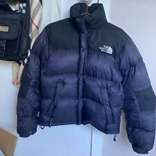 Black The North Face Nuptse Puffer Jacket