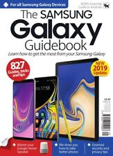 The Samsung Galaxy Guidebook Magazine New 2019 Android Phone Tablet