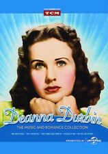 Deanna Durbin: Music and Romance Collection (5-Disc DVD) Mad About Music + New!