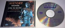 MICHAEL JACKSON History Past Present and Future RARE CD China E2K 59000 Pop