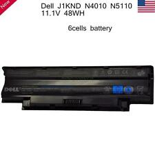 Genuine Battery For Dell N4010 N5010 Vostro 1440 2420 2520 J1KND OEM Original