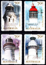 Australia 2015 Lighthouses  Set of Stamps S/A  uncancelled no gum
