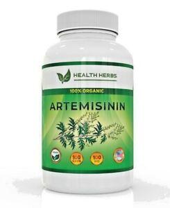 Artemisinin (Sweet Wormwood) 100 Veggie Capsules 100 Mg 100% Pure
