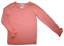 New MATILDA JANE Size 2 Secret Fields SHERBET Tee TOP