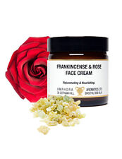 Amphora Aromatics Frankincense & Rose Face Cream 60ml
