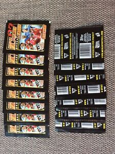 15 Unopened Packets Of Merlin/Topps Premier League  1997 Stickers