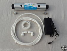 """For RO/UV Water Filter Purifier 8"""" Philips UV Lamp (11W)+Barrel+Adapter+Pipe"""