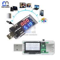 Digital Detector Voltmeter Ammeter Current Voltage Meter Power 7 in 1 USB Tester