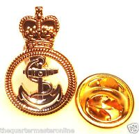 Royal Navy Petty Officer Lapel Pin Badge