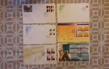CANADA- FDC STAMPS COLLECTION 1998 (41 envelopes)