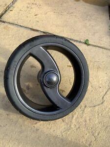Genuine EGG Stroller pram Rear Wheel back  replacement  1x FULL WORKING ORDER