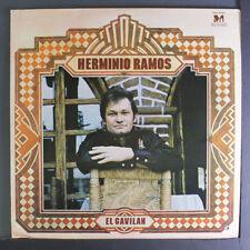 HERMINIO RAMOS: El Gavilan LP (1975, drill hole, small corner bend) Latin