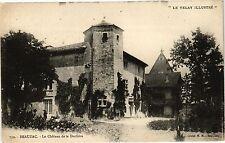 """CPA  """"Le Velay Illustré """" -Beauzac - Le Cháteau de la Dorliére     (203086)"""