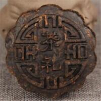 100g Yunnan Pu erh Thé Tleur Bonne Lune Ronde Vert Alimentaire Puer Thé Mûr Noir