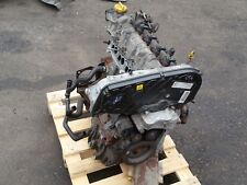 SAAB 9-3 1.9 TID '07 COMPLETE BARE ENGINE WITH INJECTORS CODE:  Z19DTH